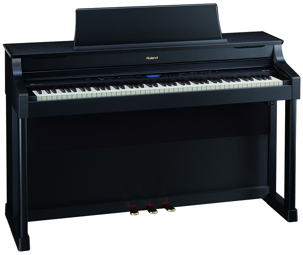 Piano lessons Derby review of Roland Digital Piano HP307