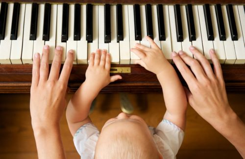 Piano lessons for children in Derby