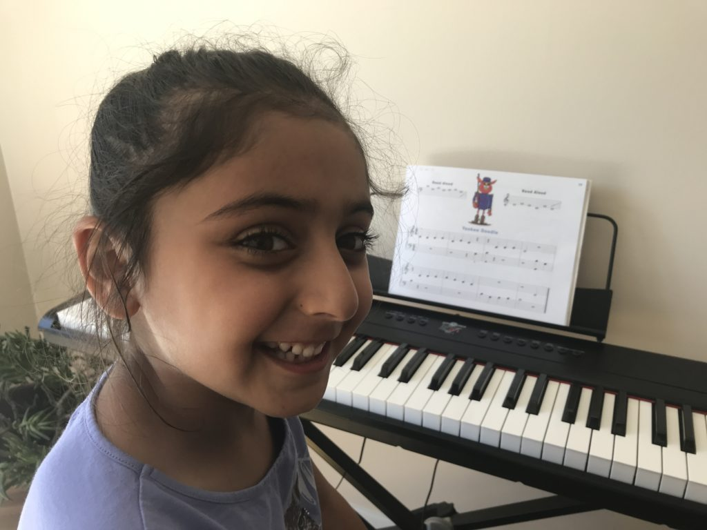 Music and Piano lessons - The benefits of learning to play Piano from a young age